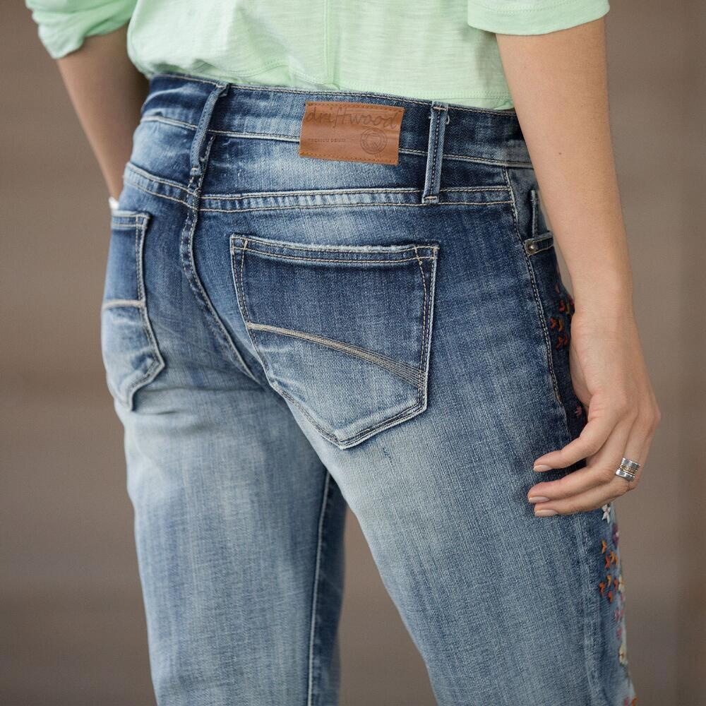 KELLY STRAWBERRY JEANS BY DRIFTWOOD: View 5