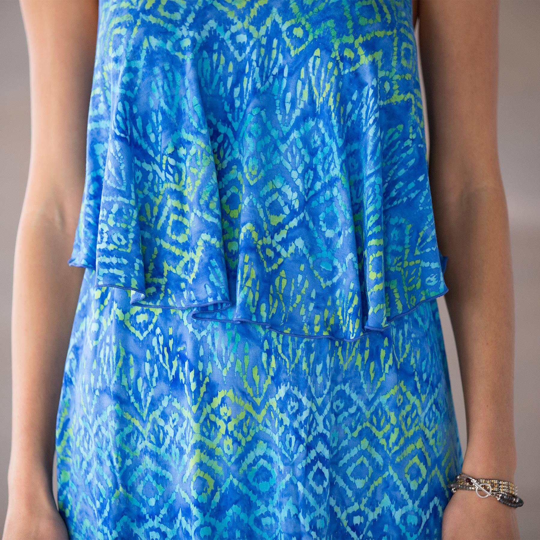 WAVES OF THE SEA DRESS: View 5
