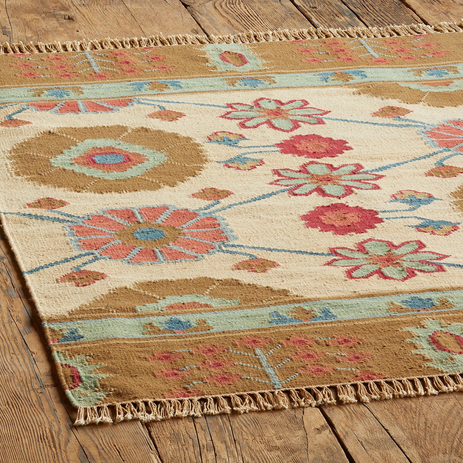 KISMET KILIM RUG, LARGE: View 2