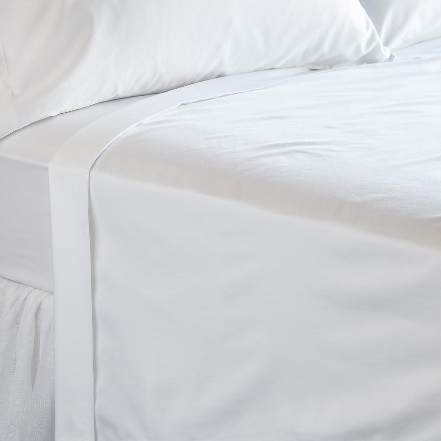 SIMPLE LUXURY FLAT SHEET