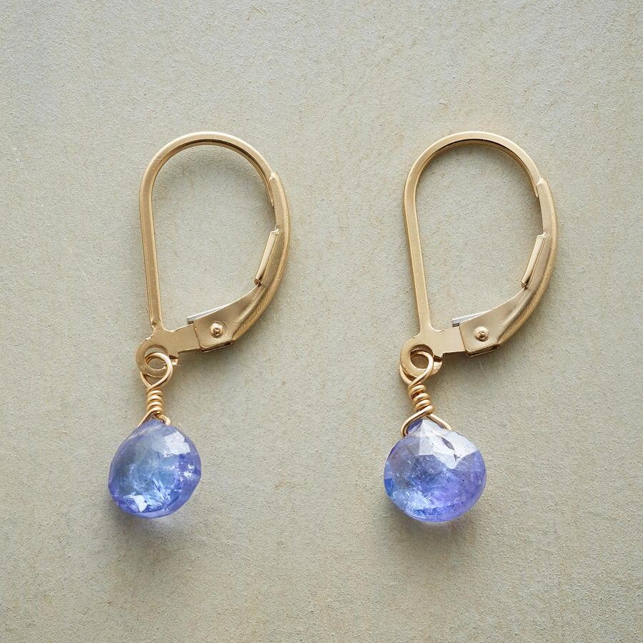 BEWITCHING BLUE EARRINGS