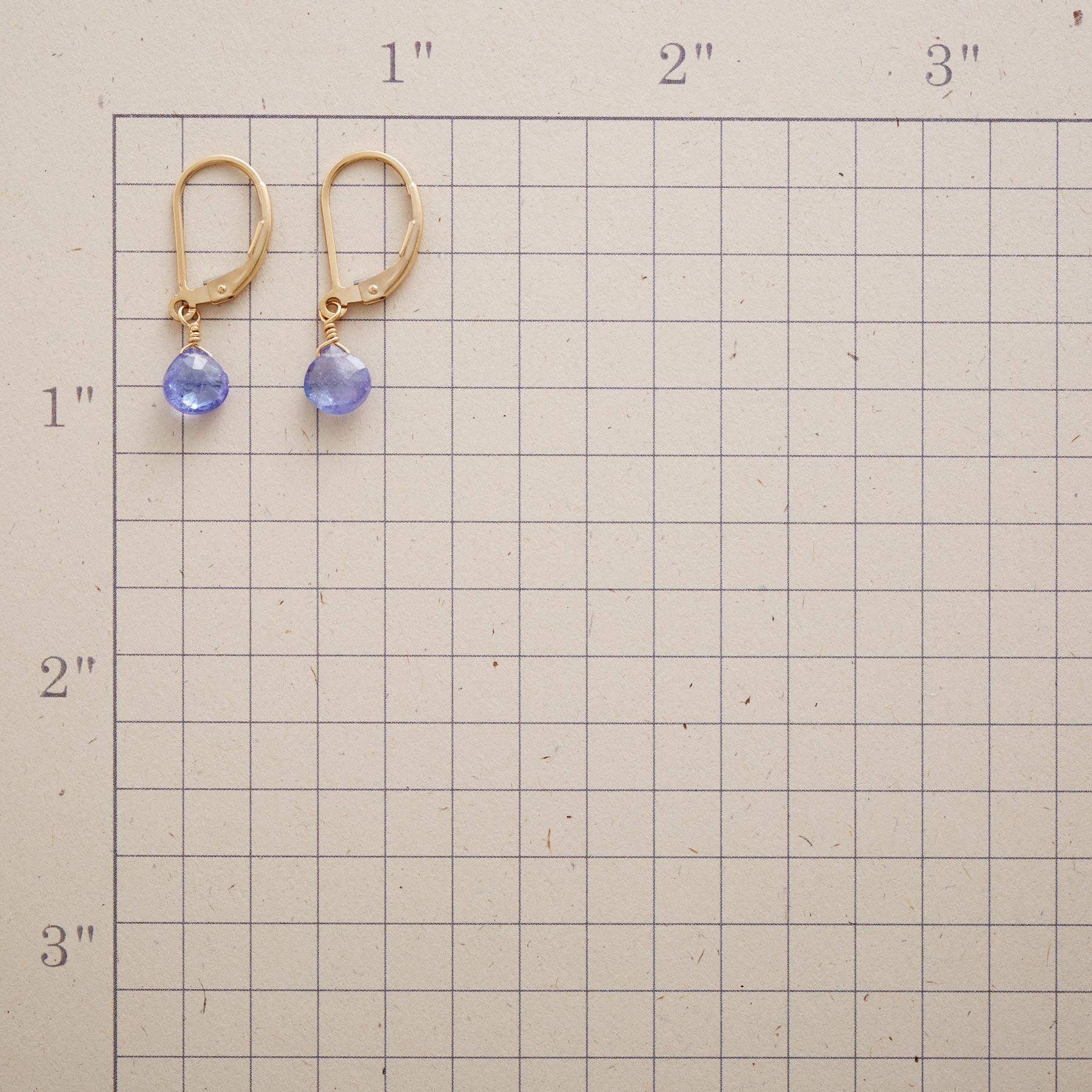BEWITCHING BLUE EARRINGS: View 2
