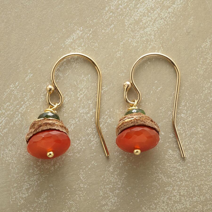 RED EARTH EARRINGS