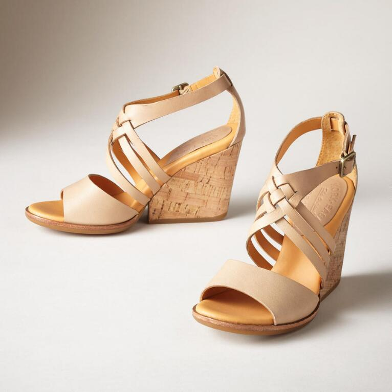 ADELAIDE SANDALS BY KORK-EASE