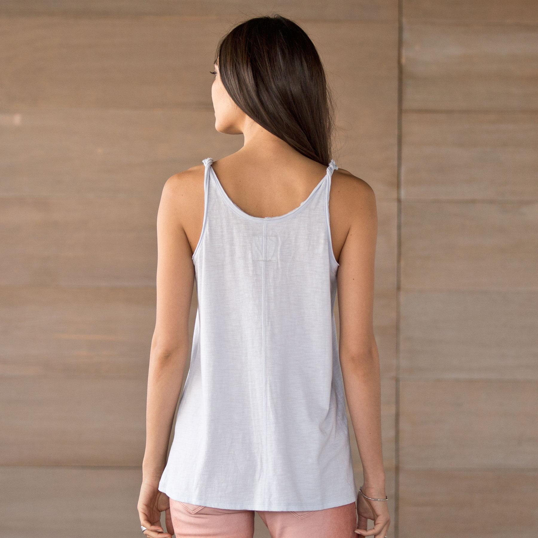 CHASER TWISTED STRAP TANK: View 2
