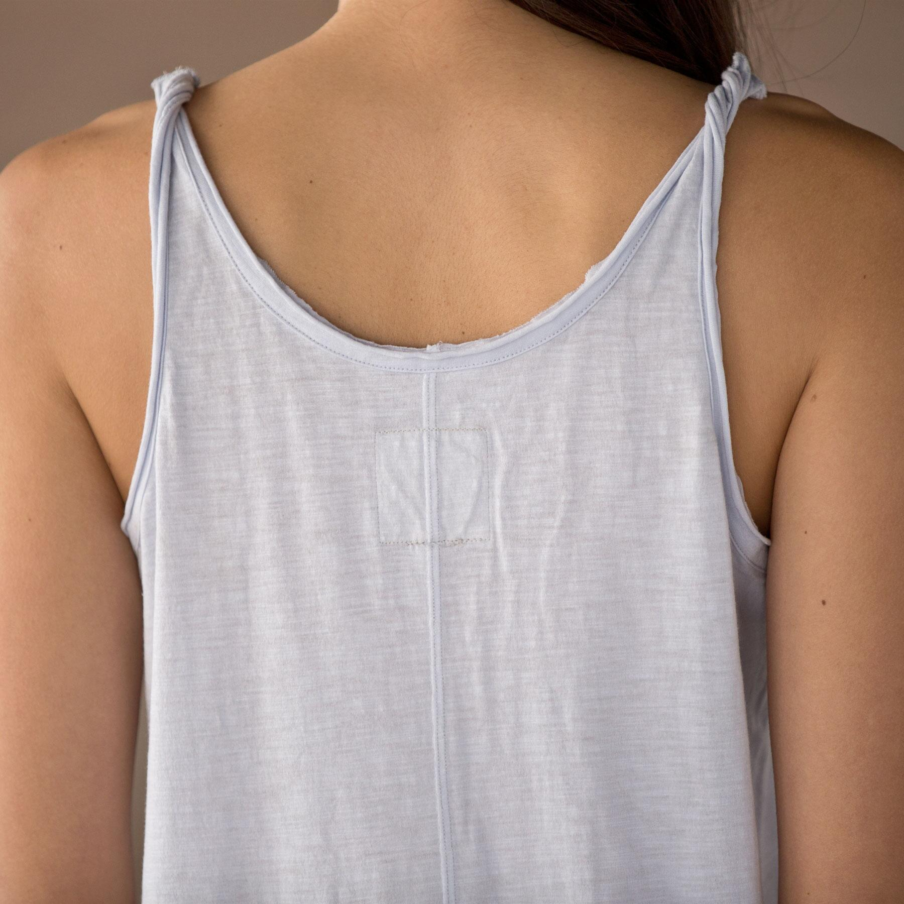CHASER TWISTED STRAP TANK: View 3