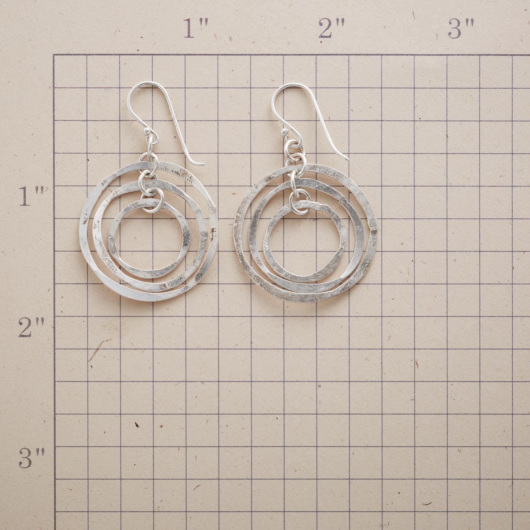MOBILE HOOP EARRINGS: View 2