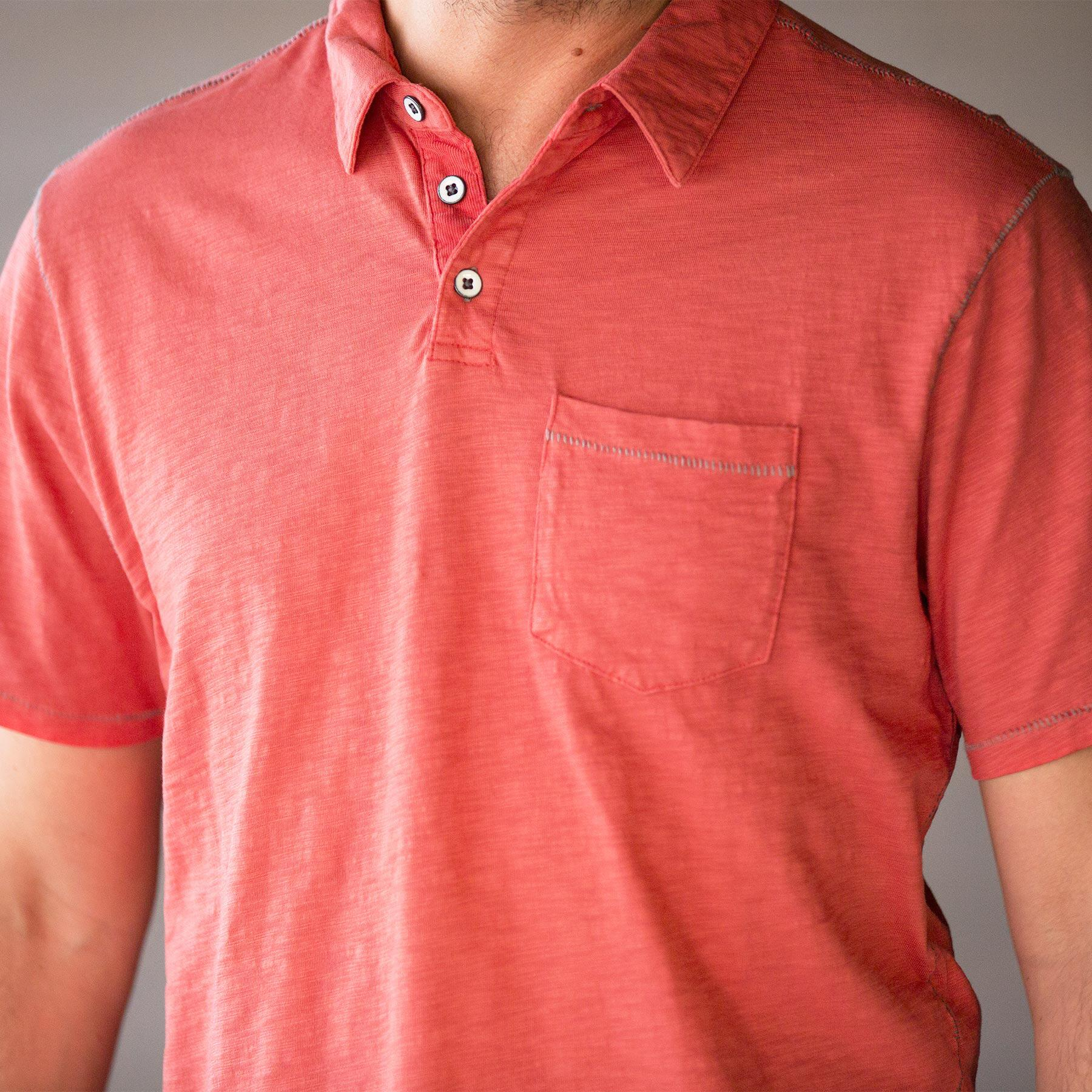 PROGRESSIVE POLO SHIRT: View 4