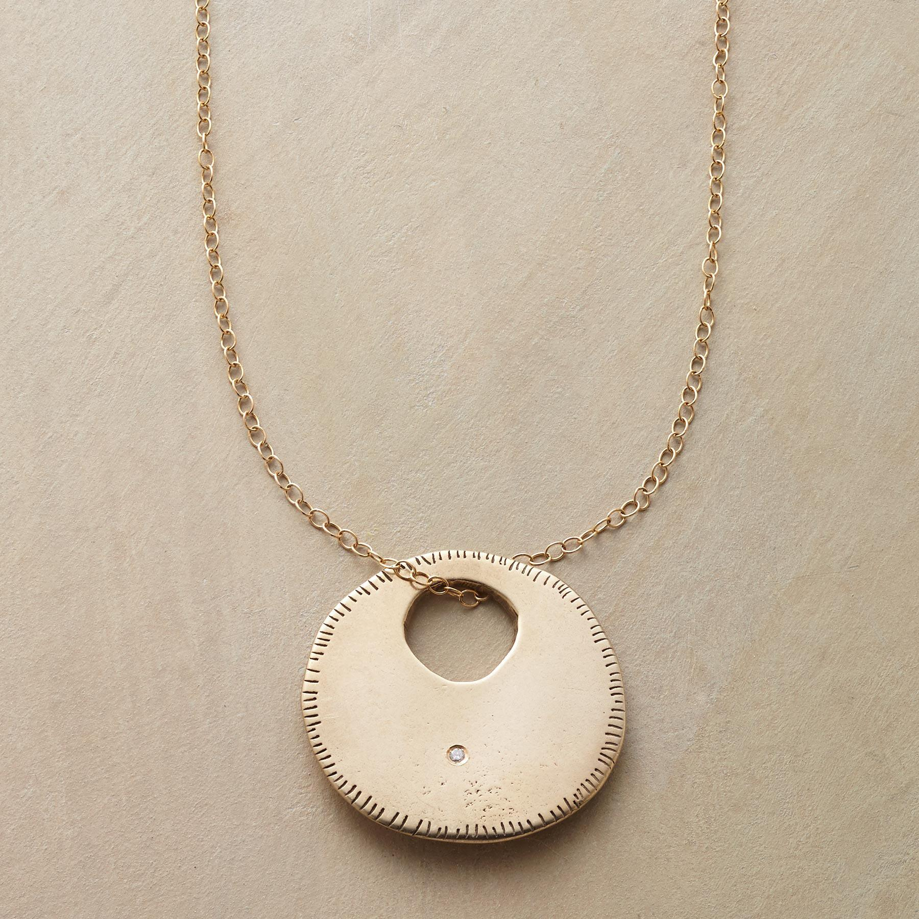 SUN RAY NECKLACE: View 1