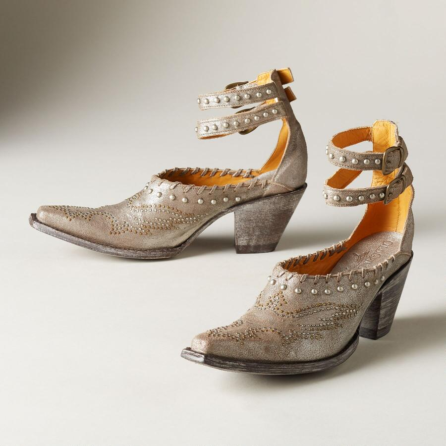 EVANGELINA SHOES BY OLD GRINGO