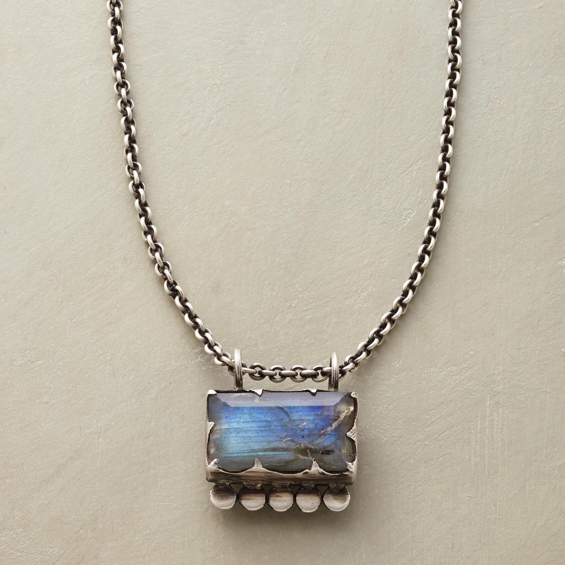 MODERN AMULET NECKLACE: View 1