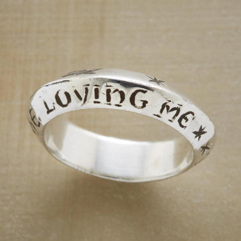 TRUE DEVOTION RING