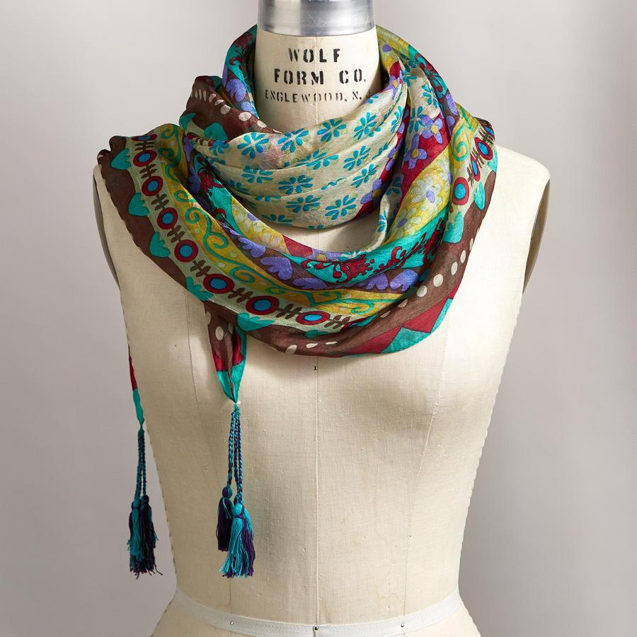 MIRABELLE SCARF