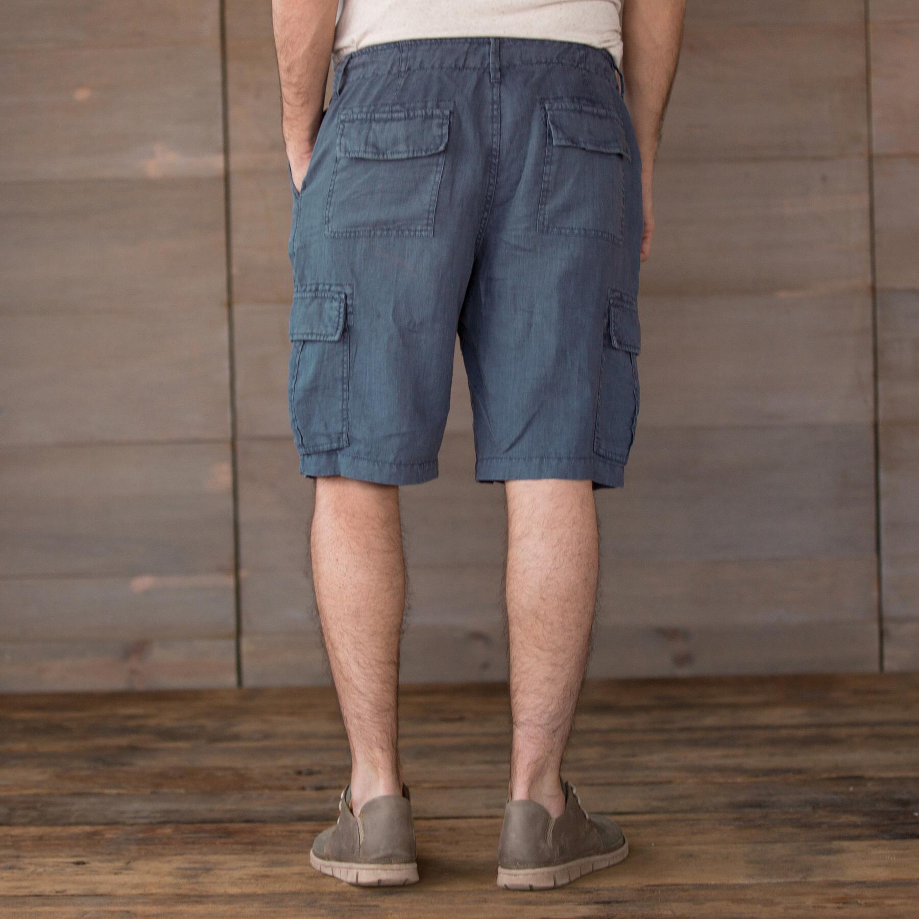 FREE AGENT CARGO SHORTS: View 2