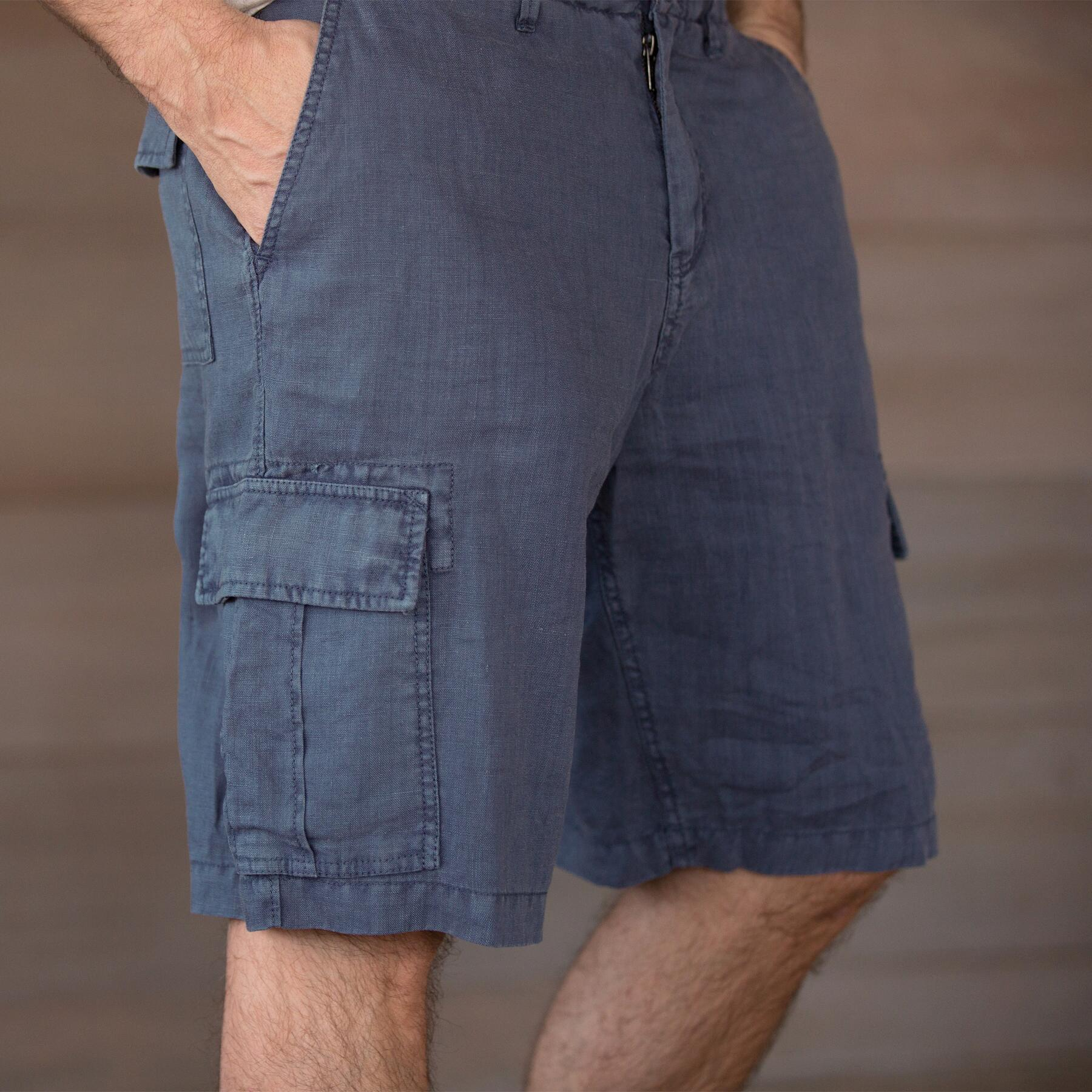 FREE AGENT CARGO SHORTS: View 3