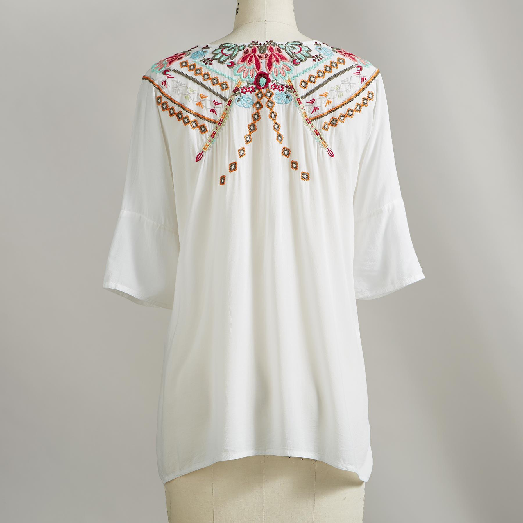 NAYARIT TUNIC: View 2