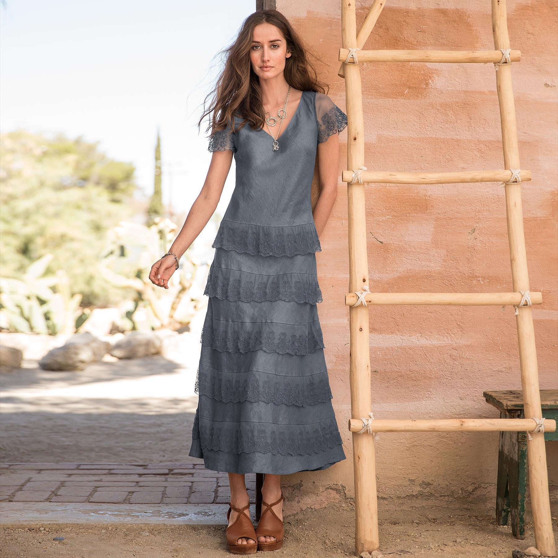 MISTY ISLES DRESS: View 1