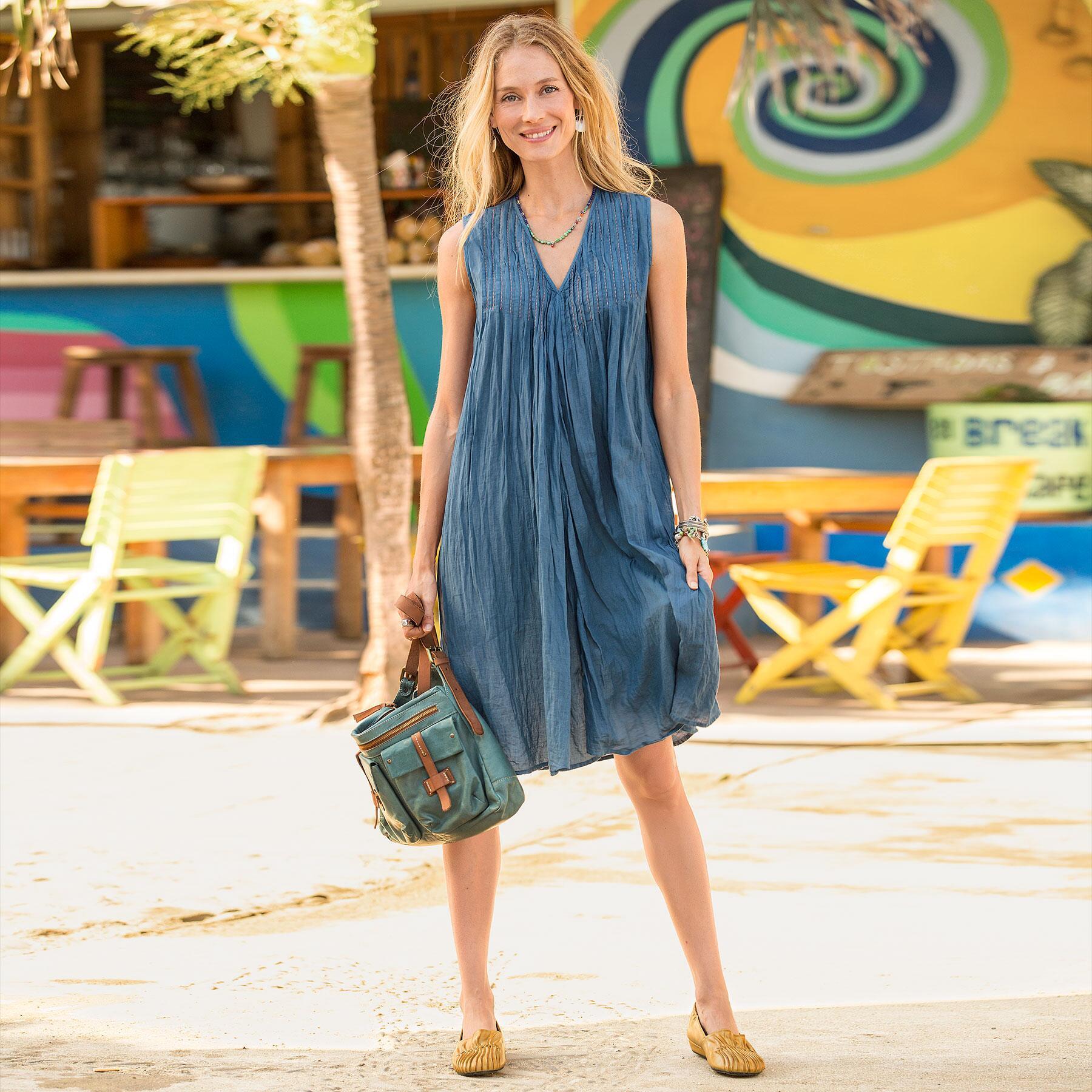 RANCHO RIO DRESS: View 1