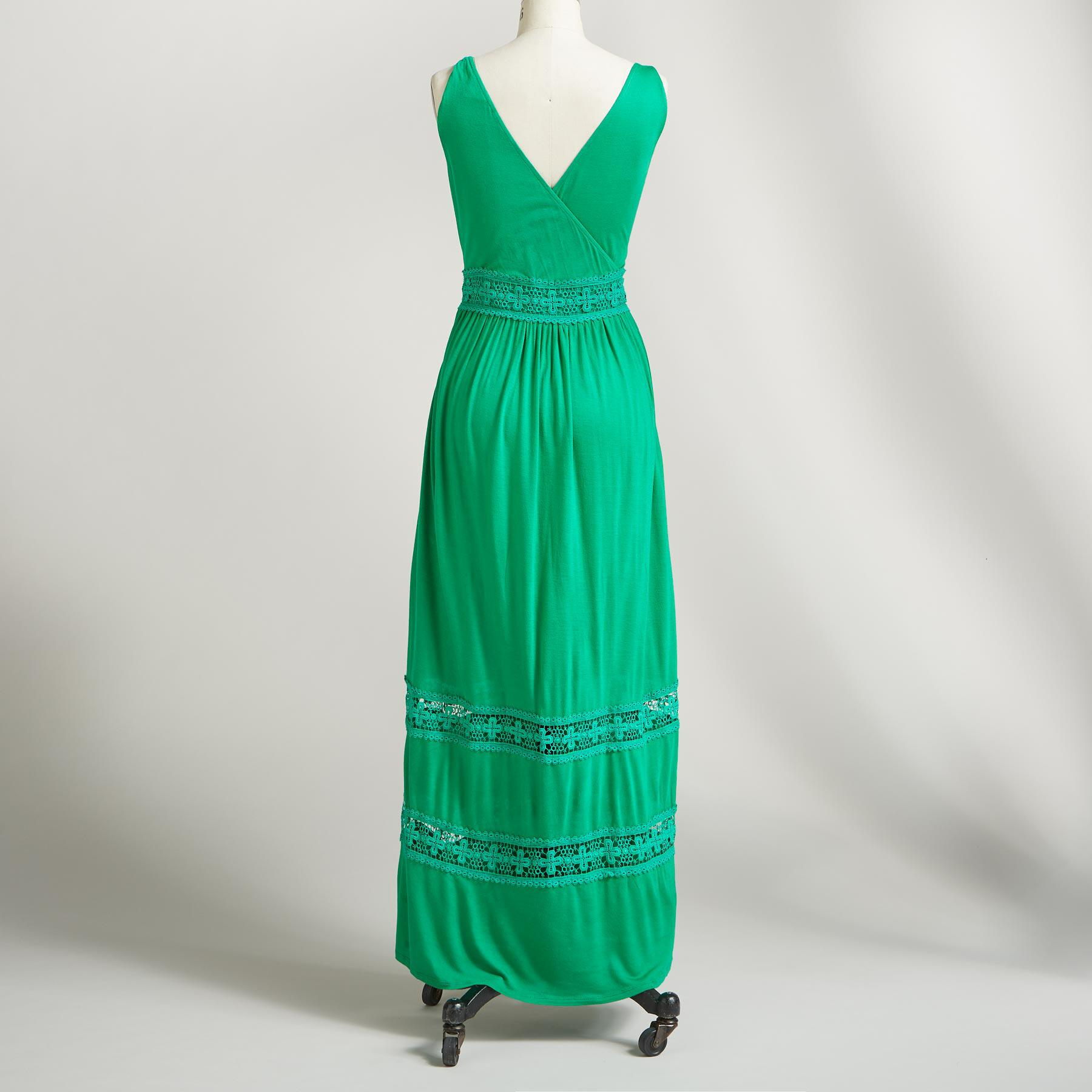 SENORINA MAXI DRESS: View 2
