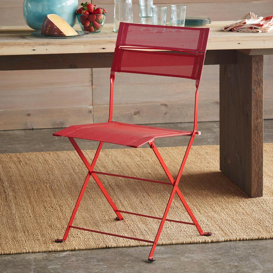 AUTH FRENCH LATITUDE SIDE CHAIR