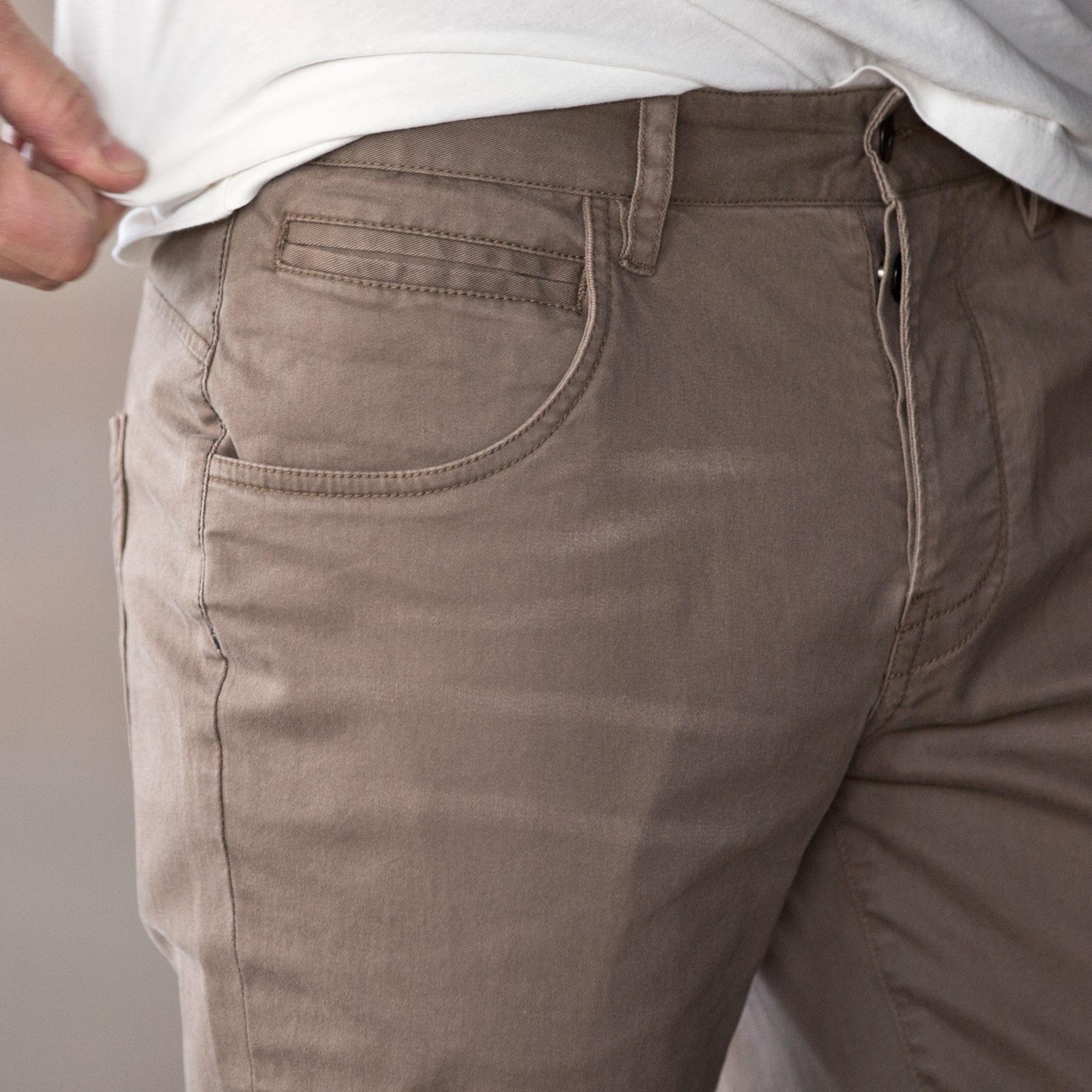 OPNK LOGAN SLIM STRAIGHT PANT: View 4