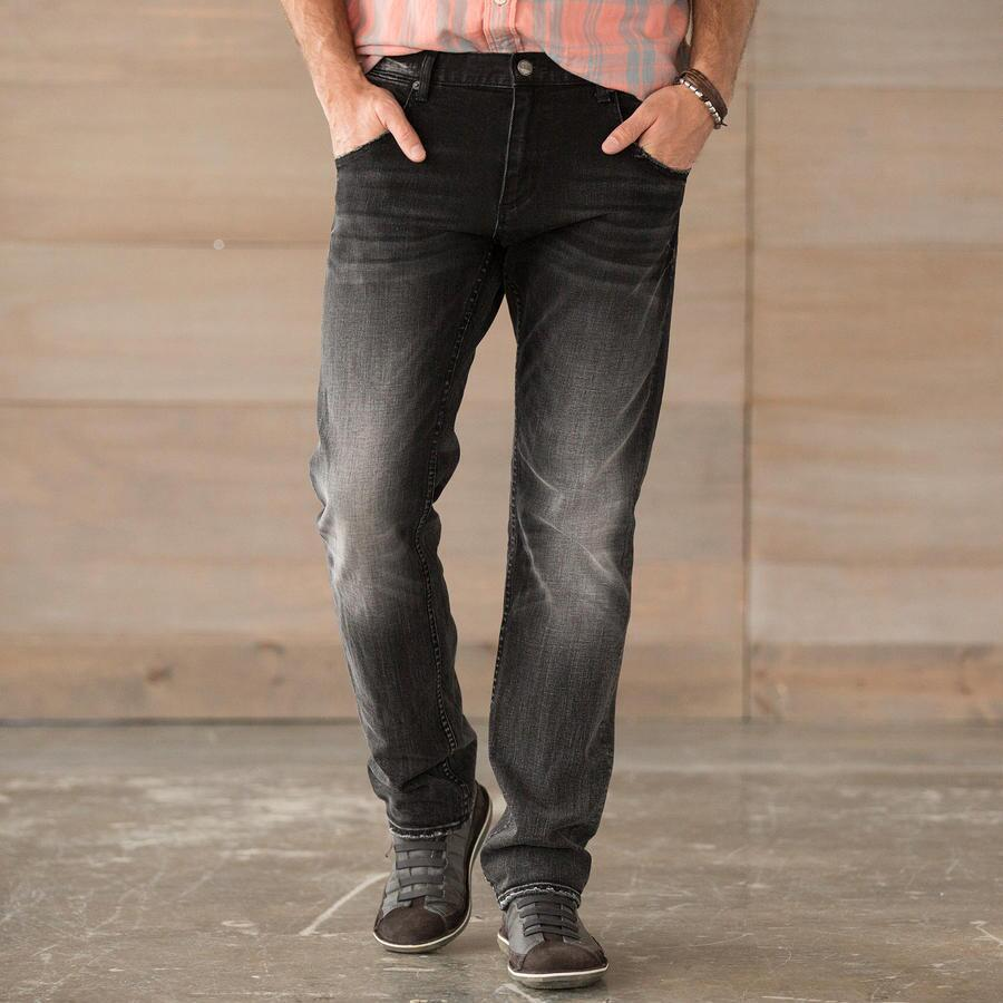 MORGAN BACK BEAT JEANS-DUSK