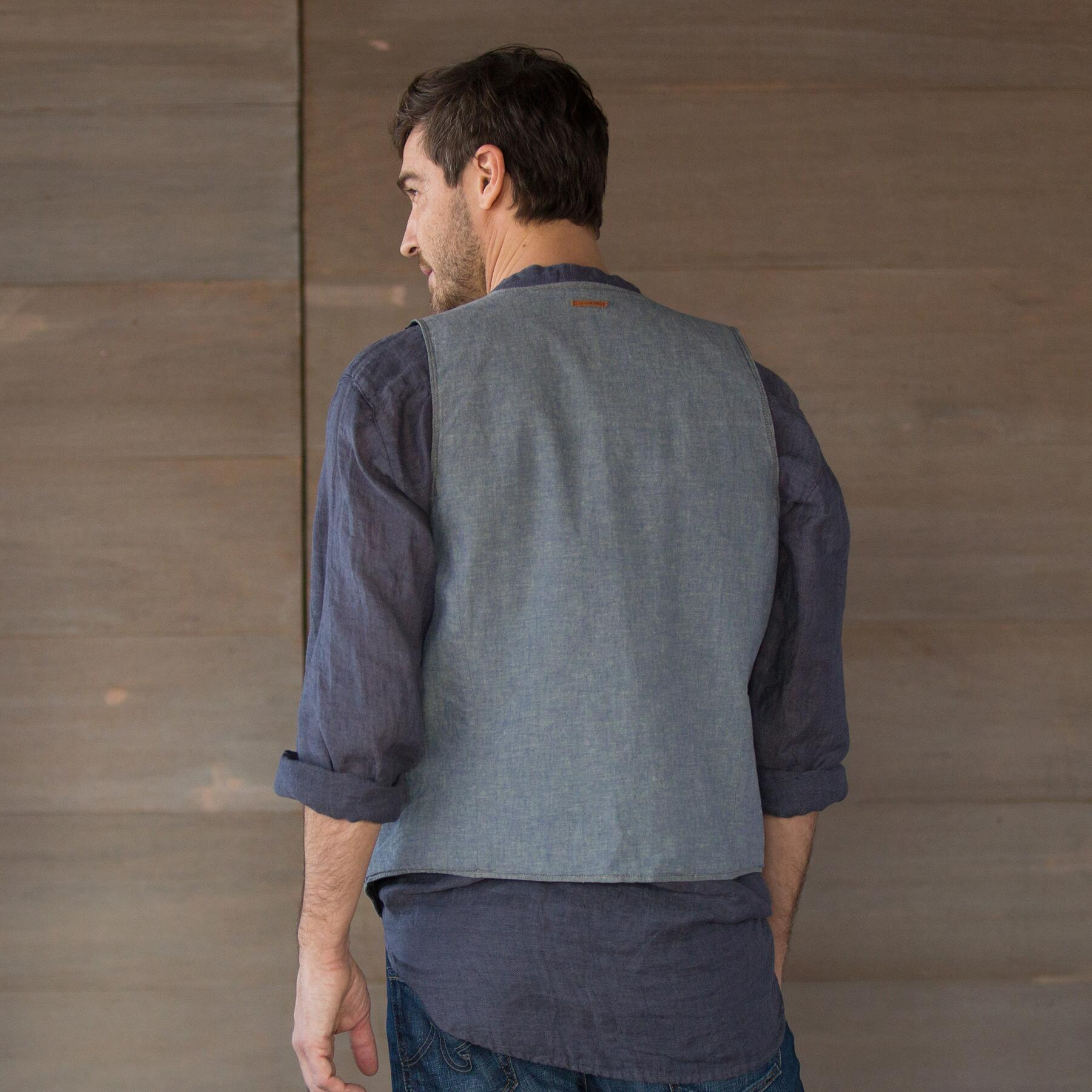 OPTIONS REVERSIBLE VEST: View 2