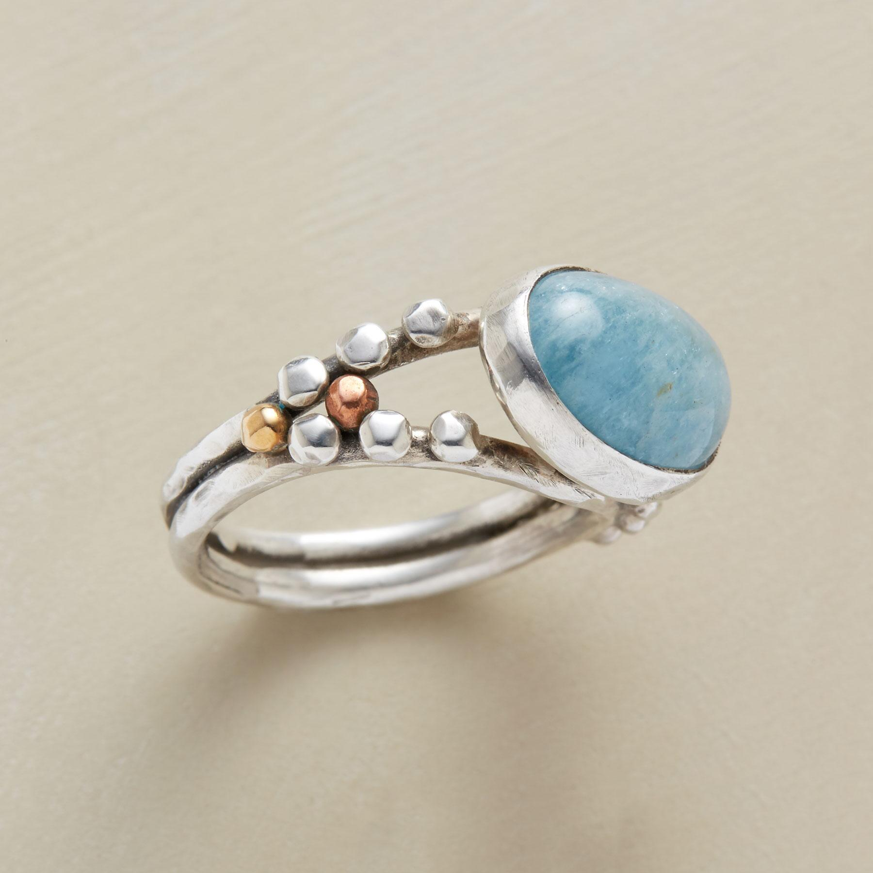 ROCKY SHORES RING: View 2