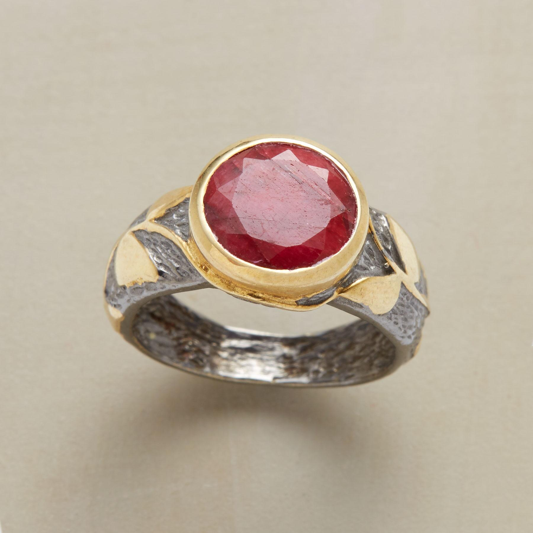 CHERRY PICKED RING: View 1
