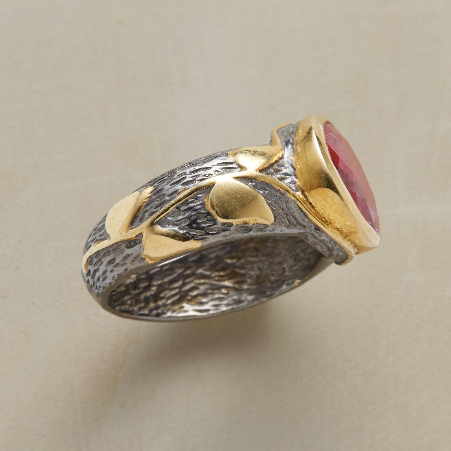 CHERRY PICKED RING: View 2