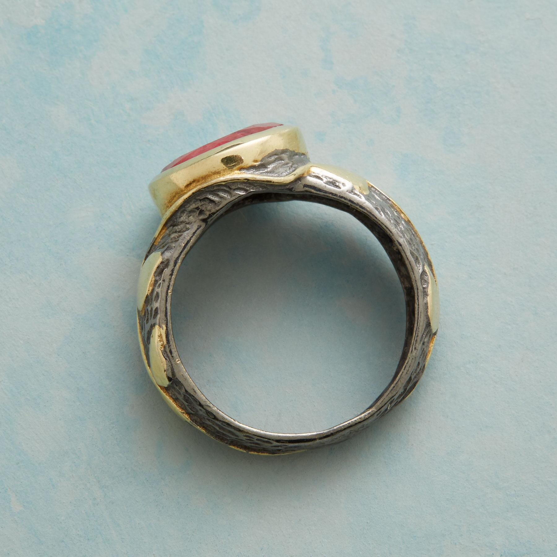 CHERRY PICKED RING: View 3