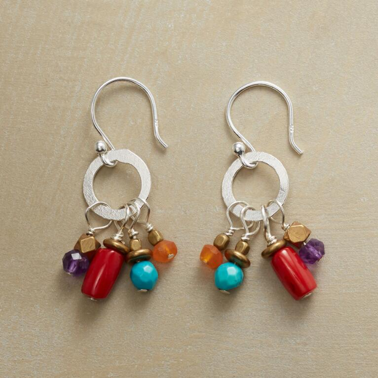 QUADRILLE EARRINGS