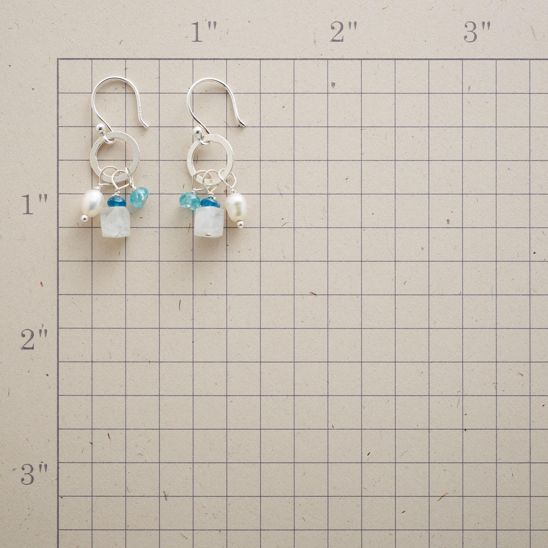 MOON LAGOON EARRINGS: View 2