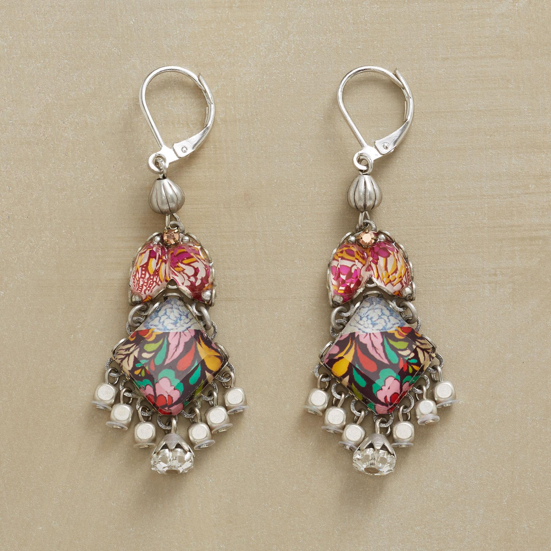 MYRIAD OF COLOR EARRINGS: View 1