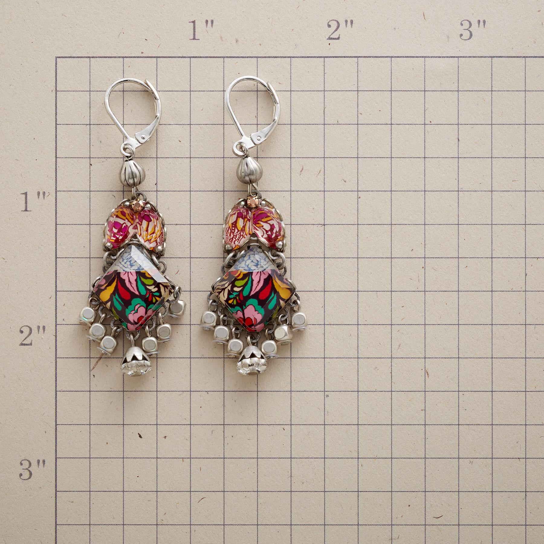 MYRIAD OF COLOR EARRINGS: View 2