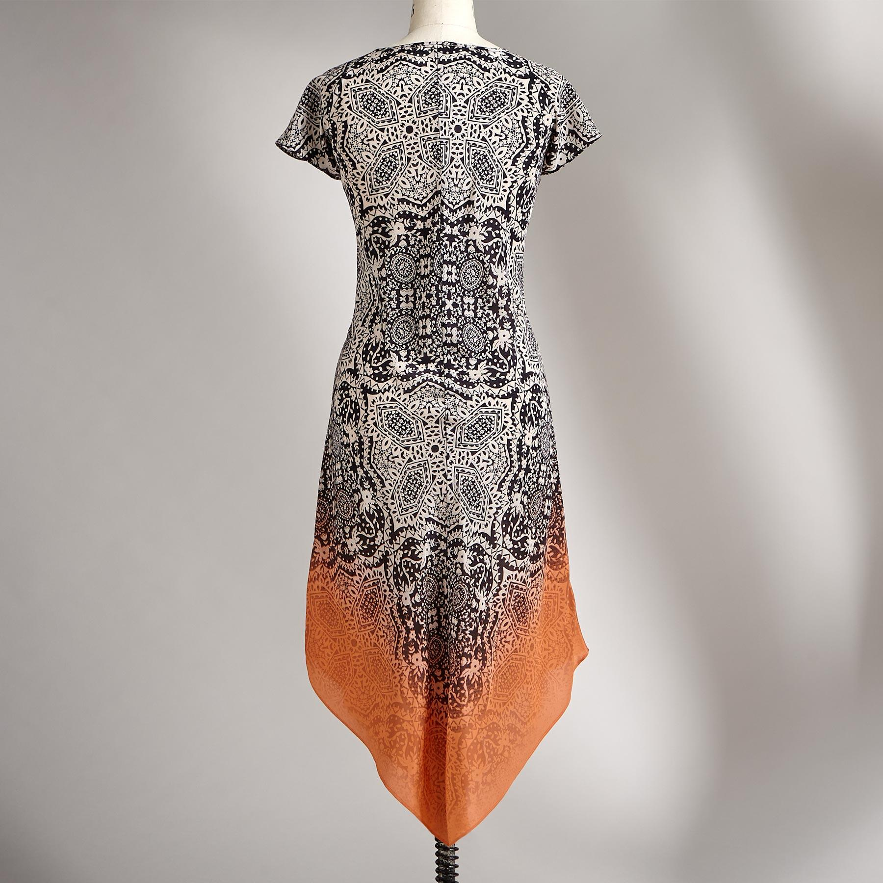 EMBER GLOW DRESS: View 2