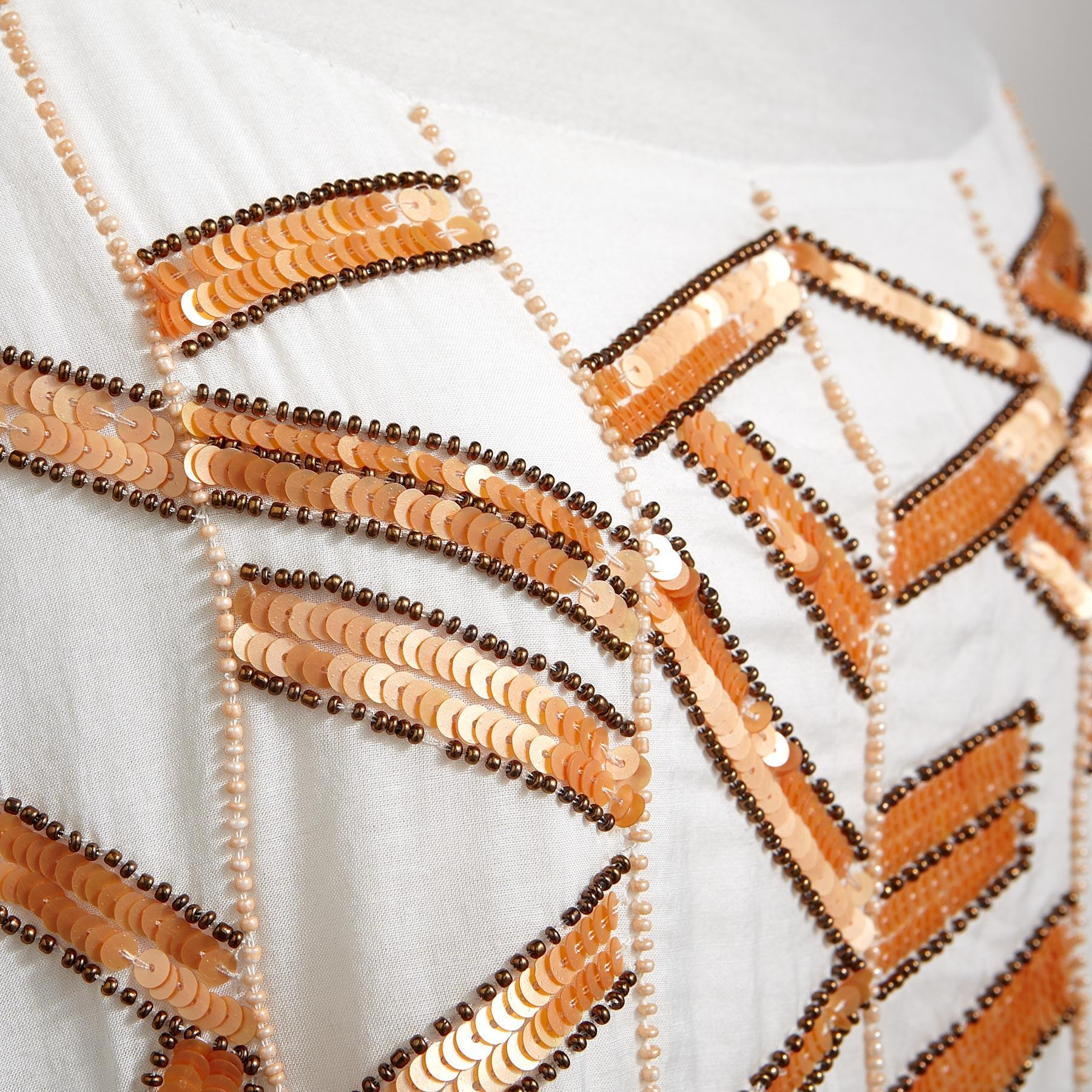 GLIMMER EMBELLISHED TOP: View 3