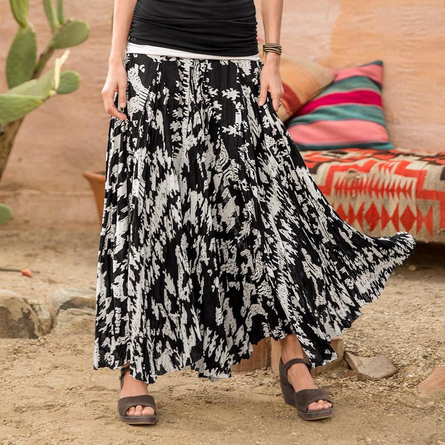 RHYTHM OF INSPIRATION SKIRT