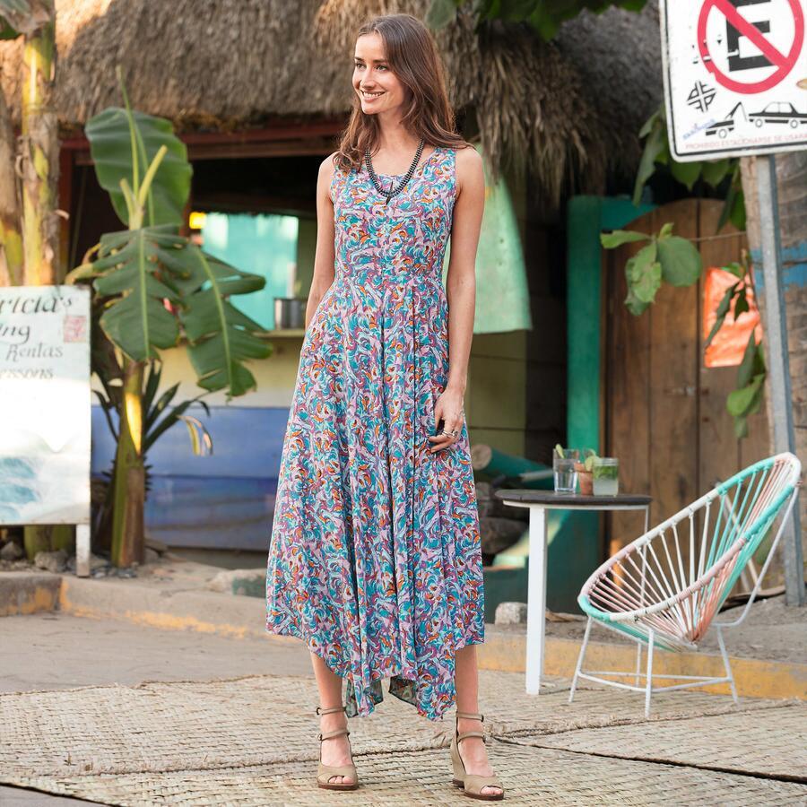 SALMA DRESS