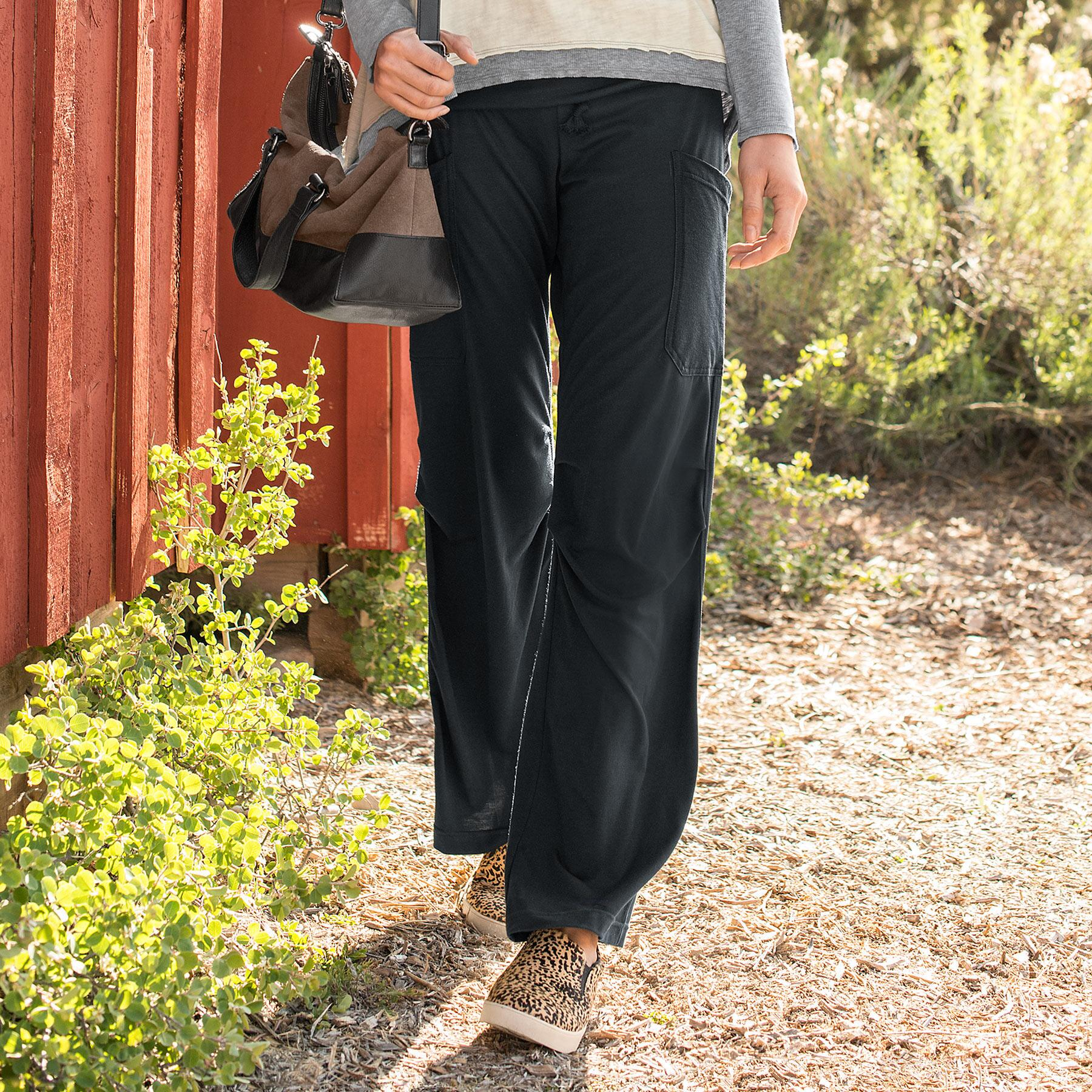 CARLYLE SLOUCH PANTS: View 1