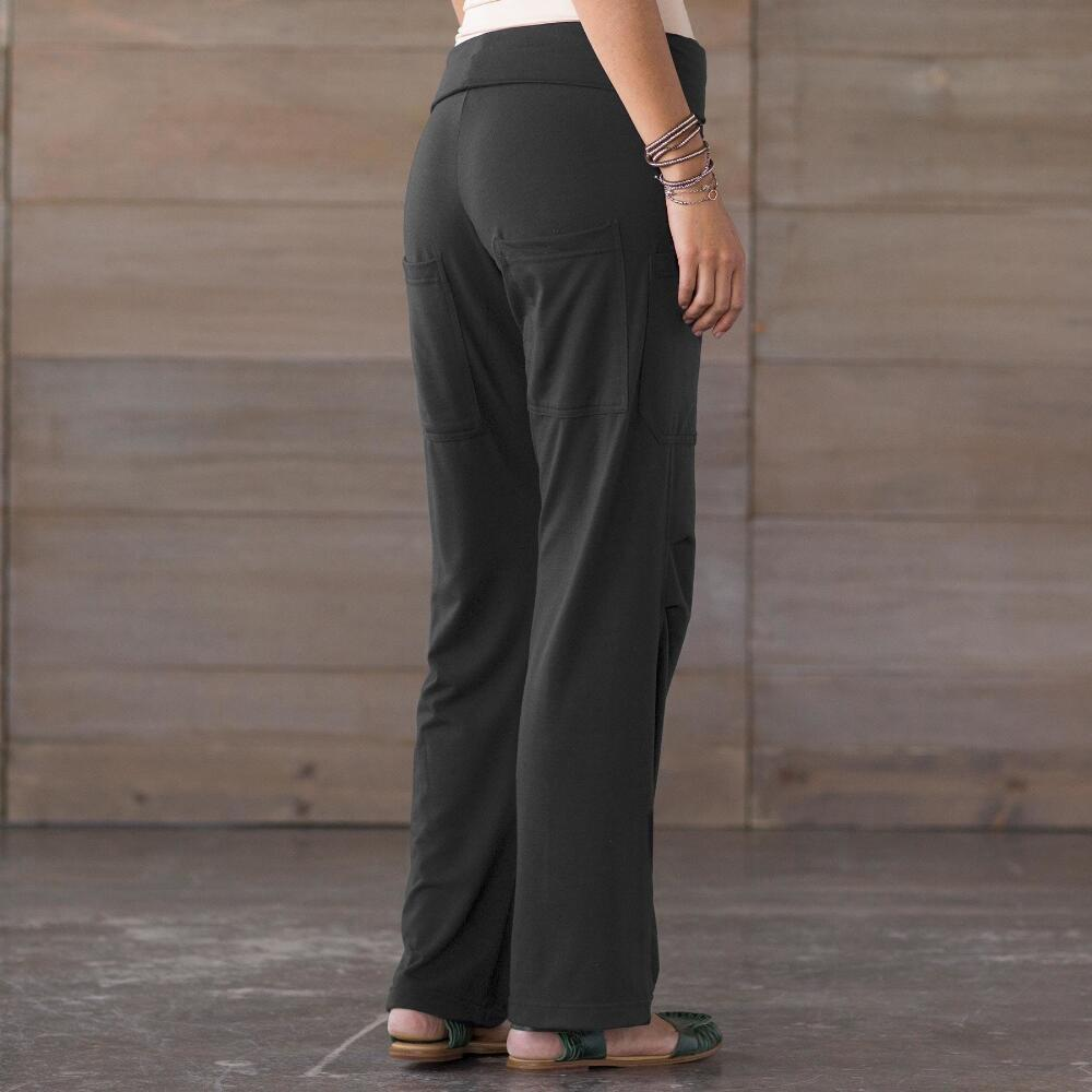 CARLYLE SLOUCH PANTS: View 2
