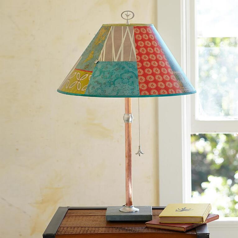PATCHWORK TABLE LAMP