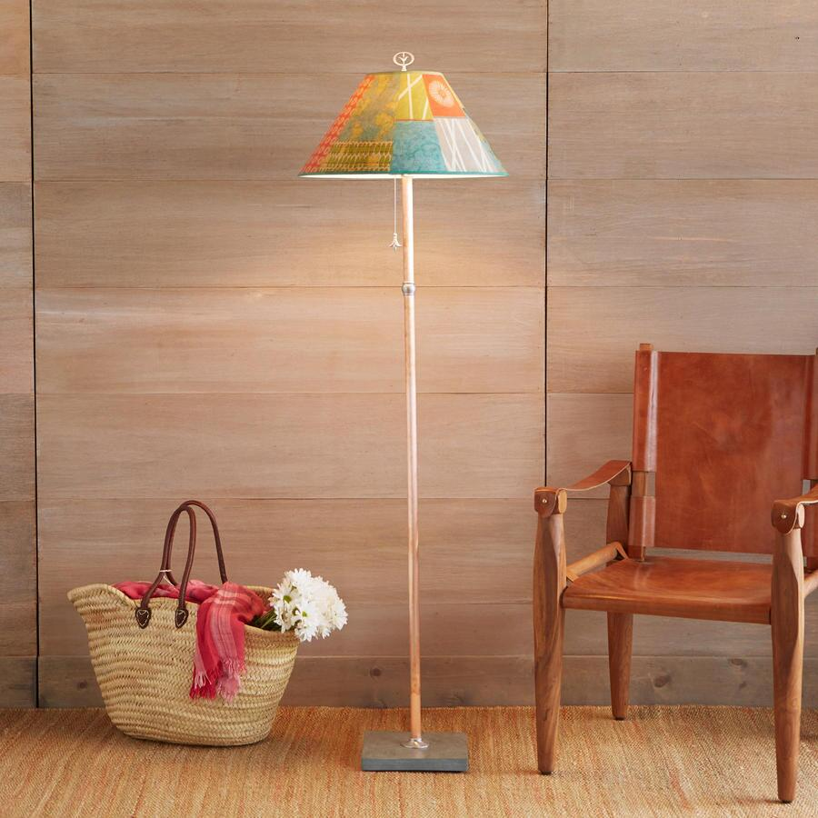PATCHWORK FLOOR LAMP