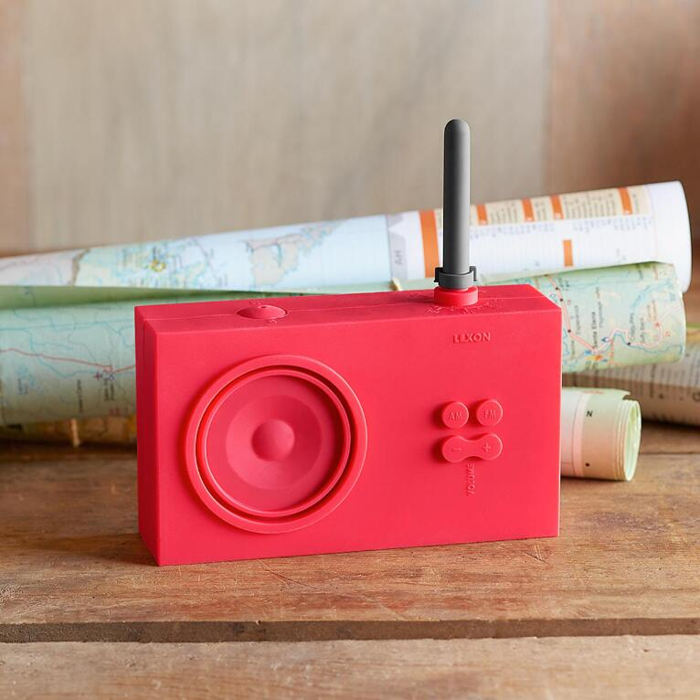 LITTLE RED RADIO