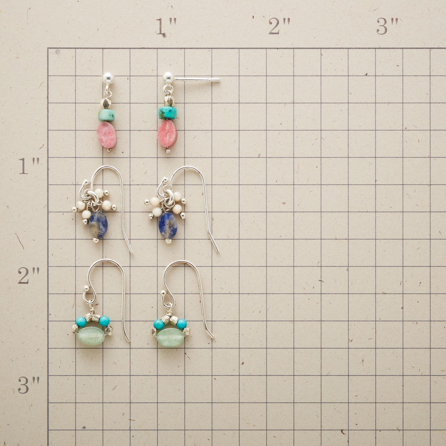 COLORPLAY EARRING TRIO: View 2