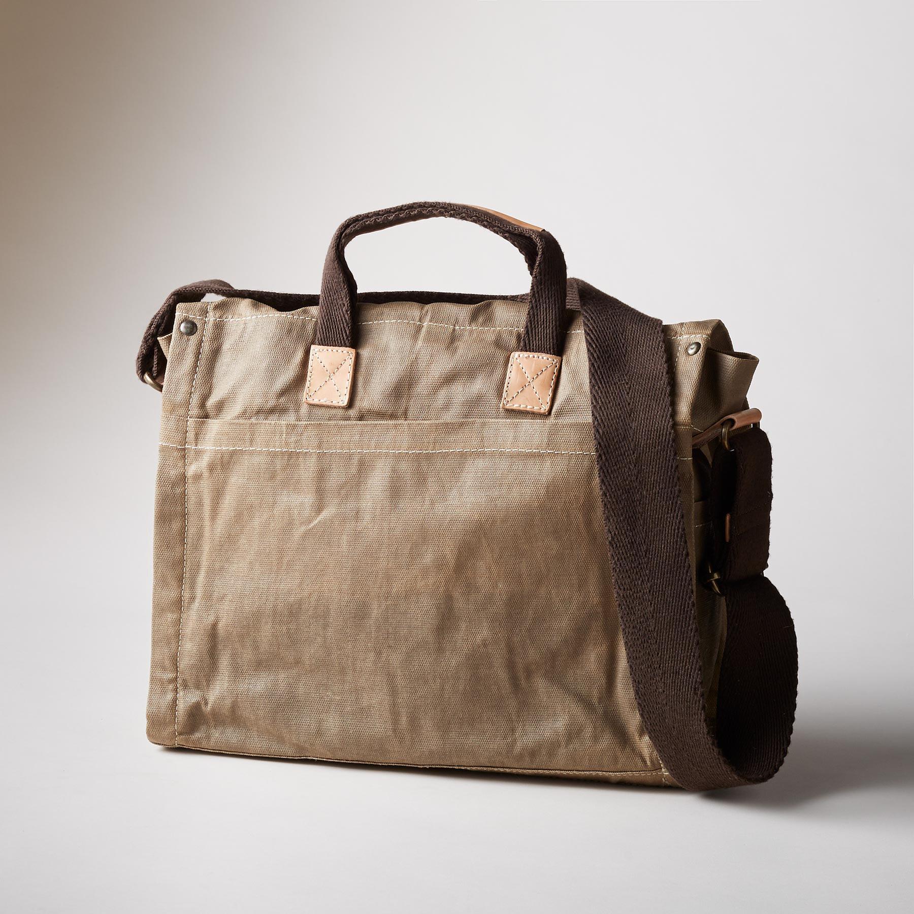 MERCURY MESSENGER BAG: View 2