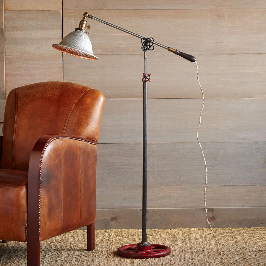 SEATTLE FLOOR LAMP