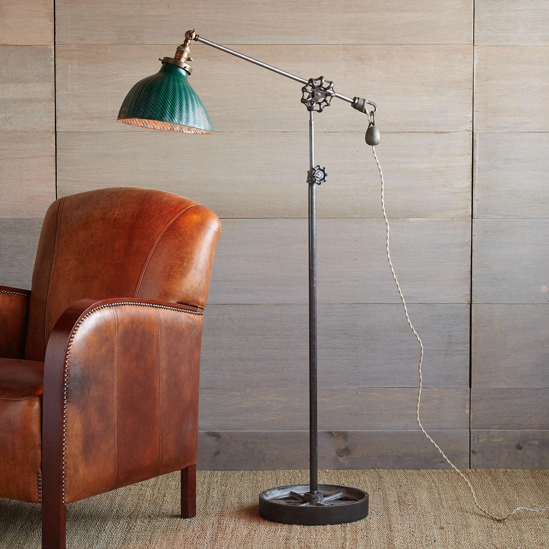 BELLEVUE FLOOR LAMP: View 1