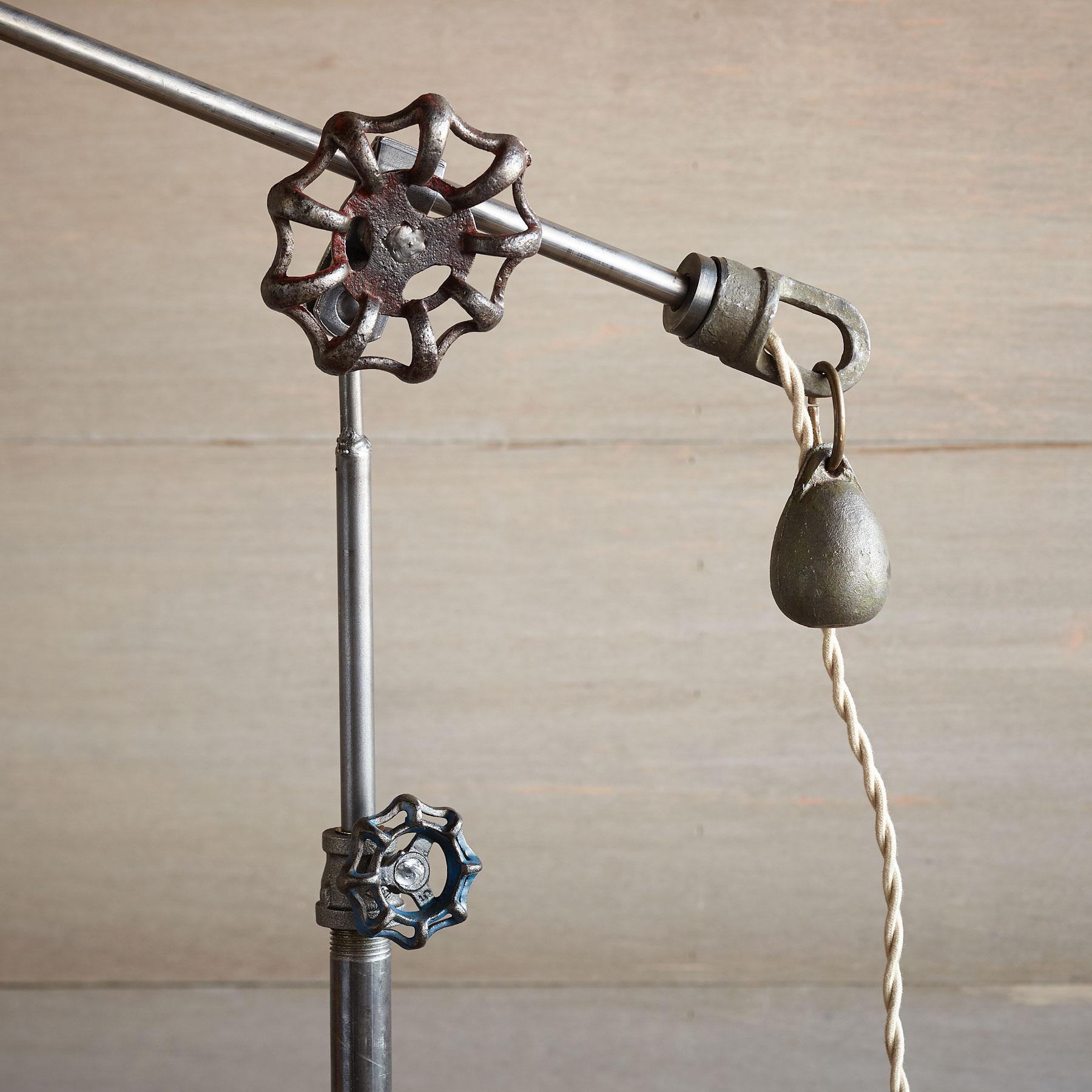 BELLEVUE FLOOR LAMP: View 3