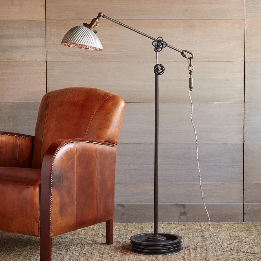 OKLAHOMA CITY FLOOR LAMP